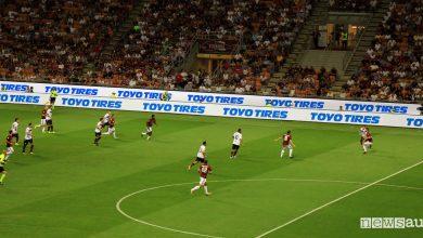 Photo of Toyo Tires sponsor negli stadi italiani