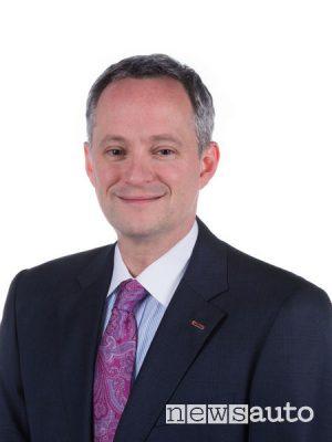 Jonathan Adashek, Vice Presidente Mondiale della Comunicazione dell'Alleanza Renault-Nissan-Mitsubishi