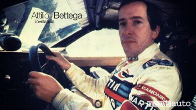 Photo of Un pilota di rally famoso e velocissimo Attilio Bettega