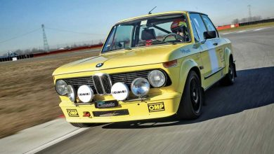 "Photo of BMW 2002 Tii – La ""signora in giallo"" prova totale…"