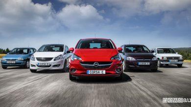Photo of Nel 2020 nuova Opel elettrica: la Corsa!