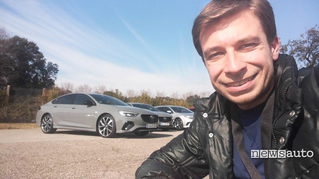 Opel Insignia GSi la prova