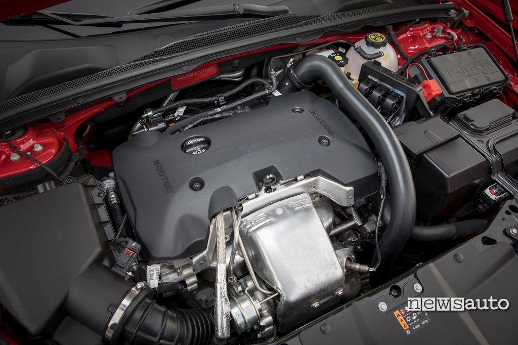 Opel Insignia GSi motore