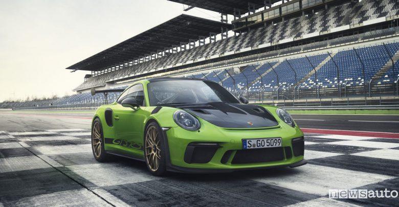 Photo of Porsche 911 GT3 RS bolide da 520 CV a GINEVRA