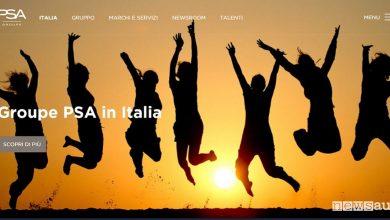 Photo of On line il nuovo portale web di Groupe PSA