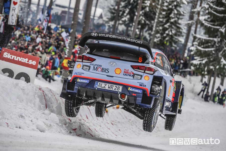 wrc 2018 classifica Rally di Svezia