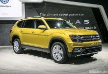 Volkswagen Atlas 2018 USA