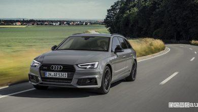 Photo of Audi A4 S line Black nuove versioni sportive