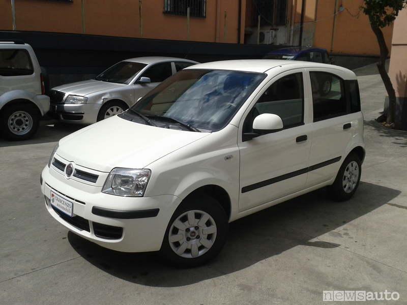 Fiat Panda 2 serie bianca