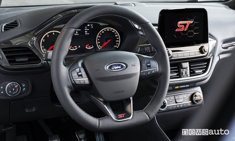 Ford Fiesta ST 200 CV