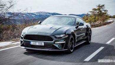Photo of Ford Mustang Bullitt novità Ginevra 2018