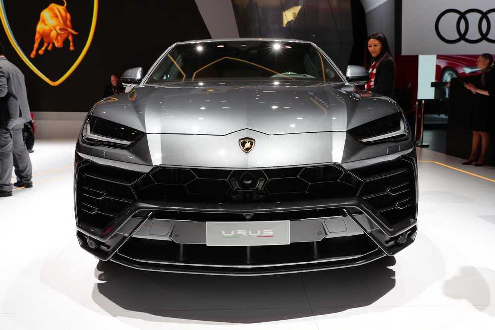 Lamborghini Ginevra 2018 Urus