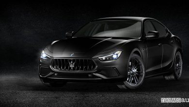 Photo of Maserati Ginevra 2018 Nerissimo Edition