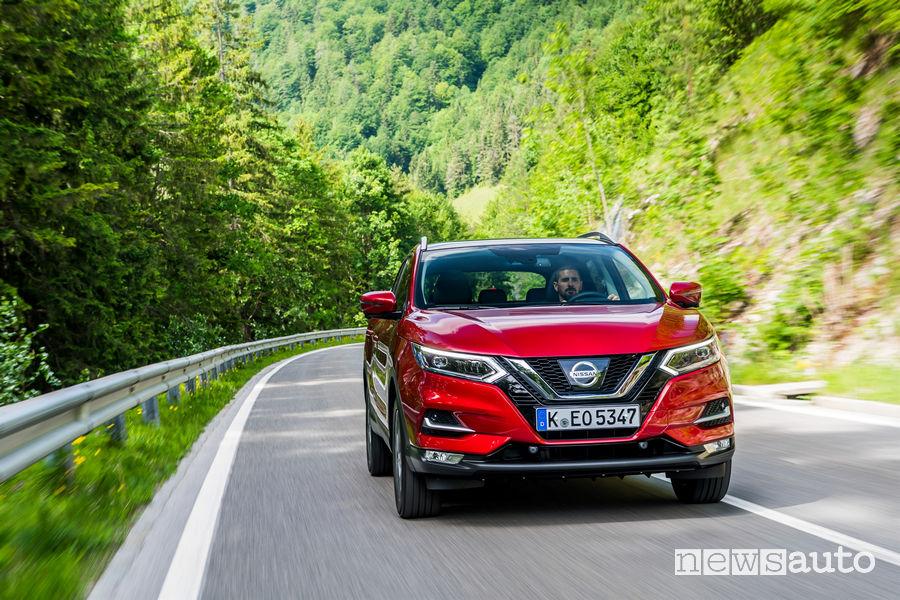 Auto diesel più vendute in italia Nissan Qashqai