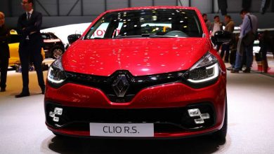 Renault Ginevra 2018 Clio RS