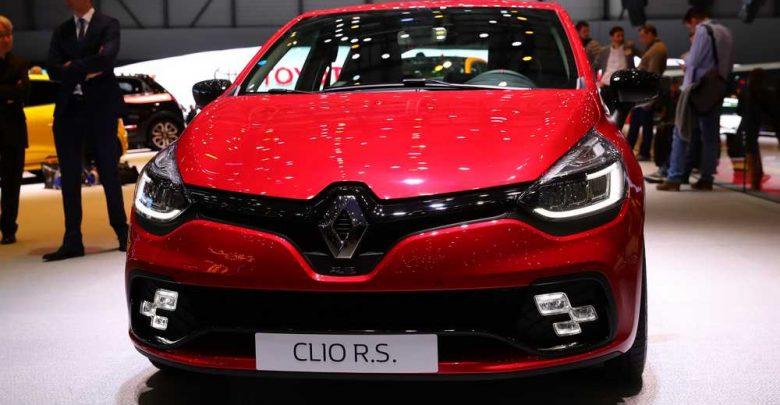 Photo of Renault Clio RS in mostra al Salone di Ginevra 2018