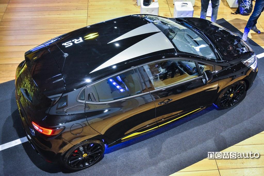 Renault Clio R.S.18 Consumi