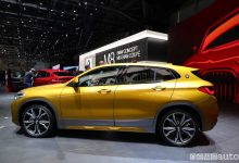 Photo of Nuova BMW X2 2018 Ginevra