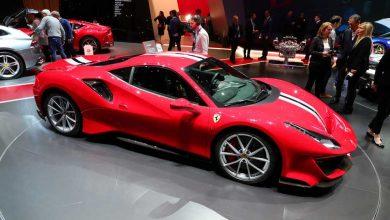 Mercato auto supercar Ferrari 488 Pista