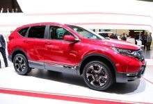Photo of Nuovo Honda CR-V Ginevra 2018