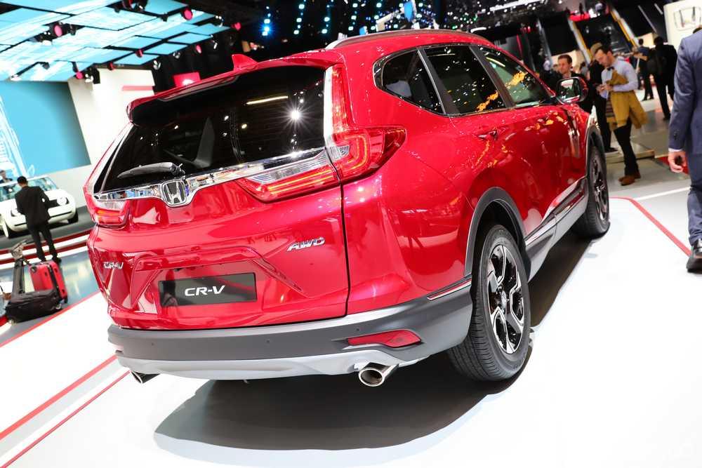 Honda CR-V 2018 Ginevra