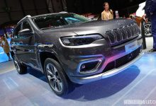 Photo of Nuova Jeep Cherokee 2019 Ginevra