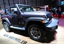 Photo of Jeep Wrangler 2018 debutta a Ginevra