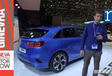 Photo of Kia Ceed 2018 al Salone di Ginevra