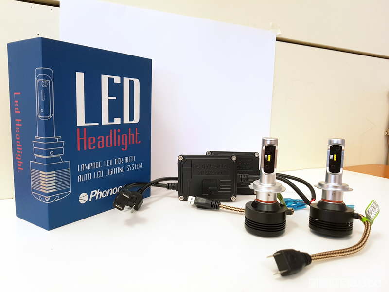 kit led convertions Phonocar