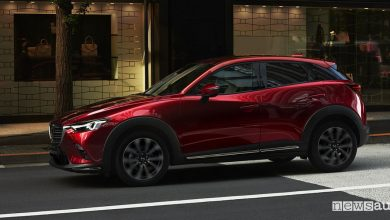 Photo of Novità Mazda CX-3 2018 al Salone di New York