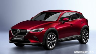 Photo of Mazda CX-3, il suv si rinnova con un restyling e nuovi motori