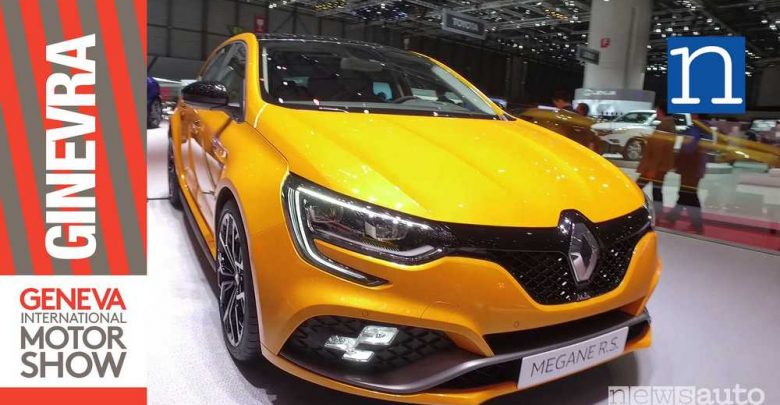 Photo of Nuova Renault Mégane R.S. 280 CV