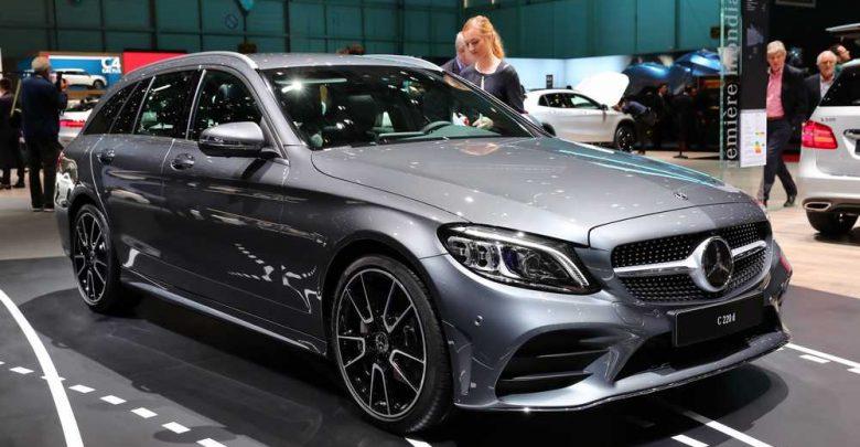 Photo of Mercedes Classe C 2018 anteprima