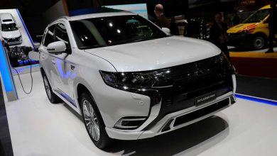 Photo of Mitsubishi Nuovo Outlander PHEV Ginevra 2018