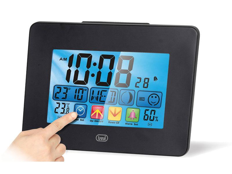 Orologio Digitale cambio ora automatico