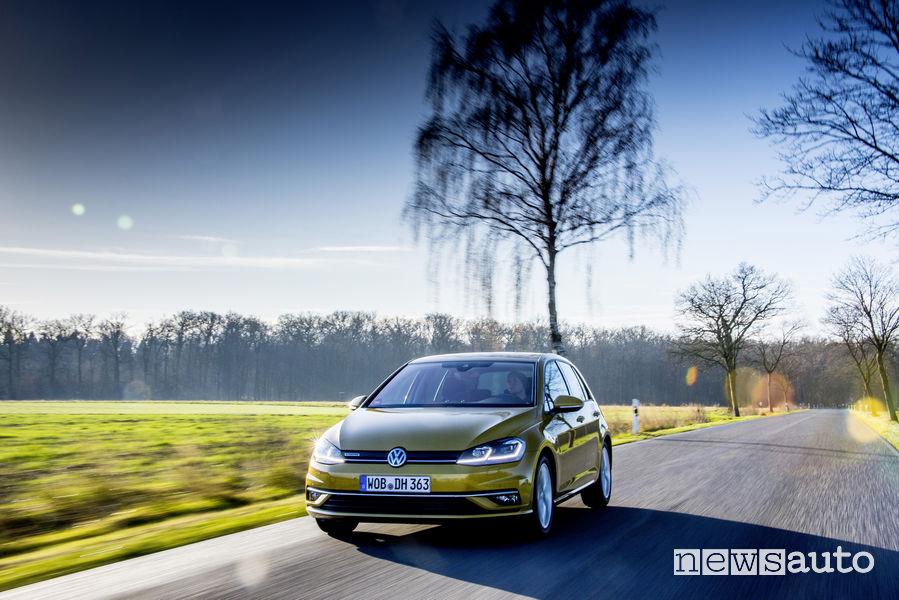 Volkswagen Golf Benzina 1.5 TSI ACT