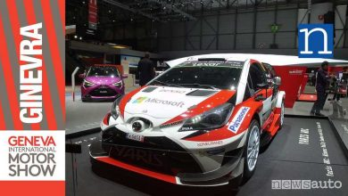 Photo of Nuova Toyota Yaris WRC Ginevra 2018