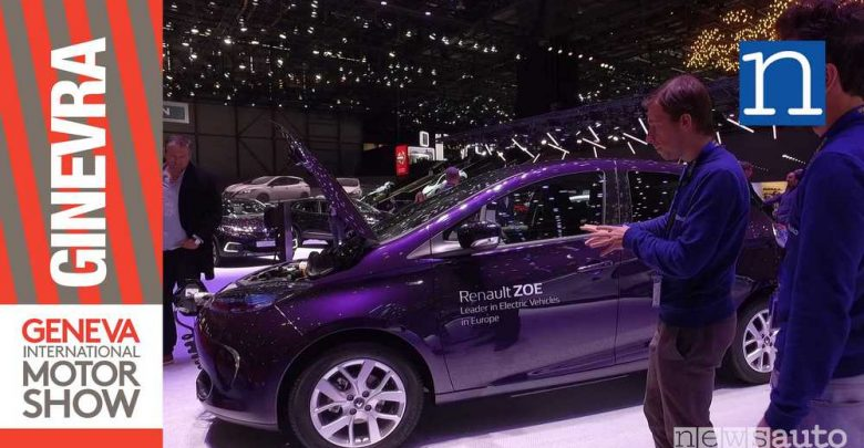 Photo of Renault Zoe 2018 con un nuovo motore
