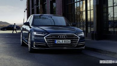Fari a led evoluti Audi A8