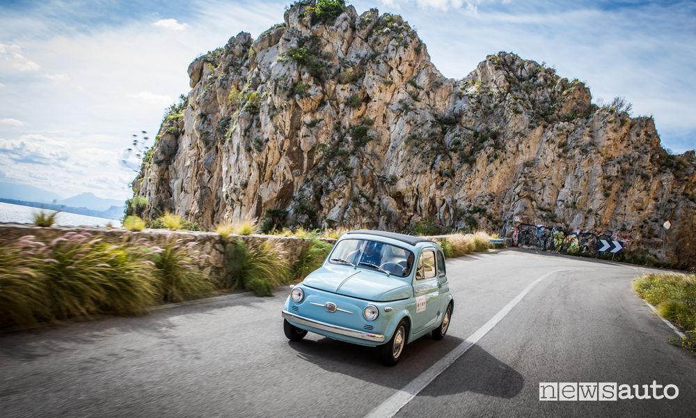 Fiat 500 N storica