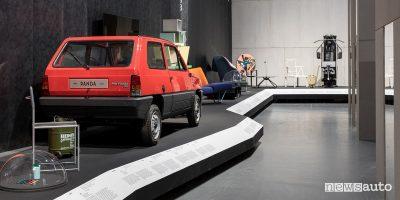 Fiat Panda 30 Triennale Milano