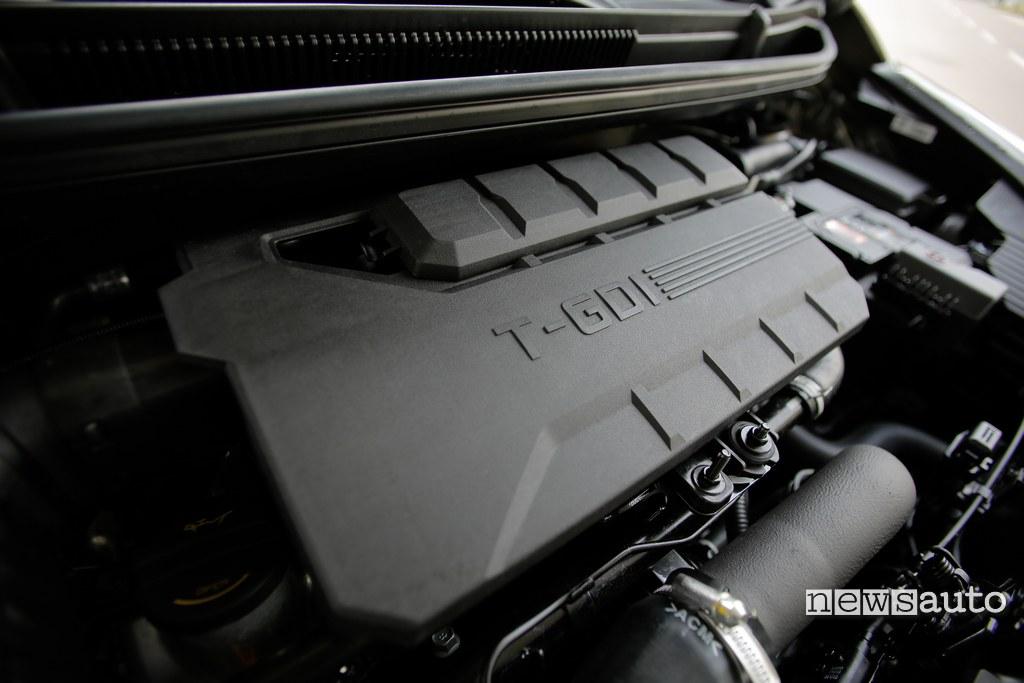 Kia Picanto X Line motore