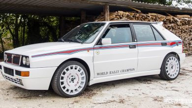 Lancia Delta Rally Oz Racing