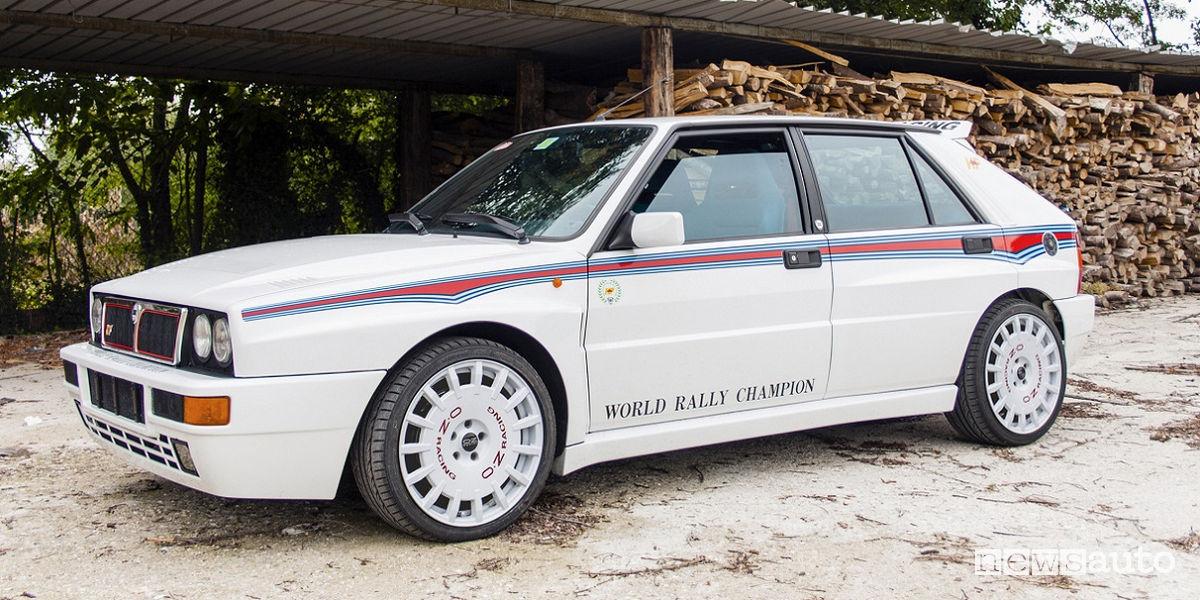Lancia Delta Rally Oz Racing