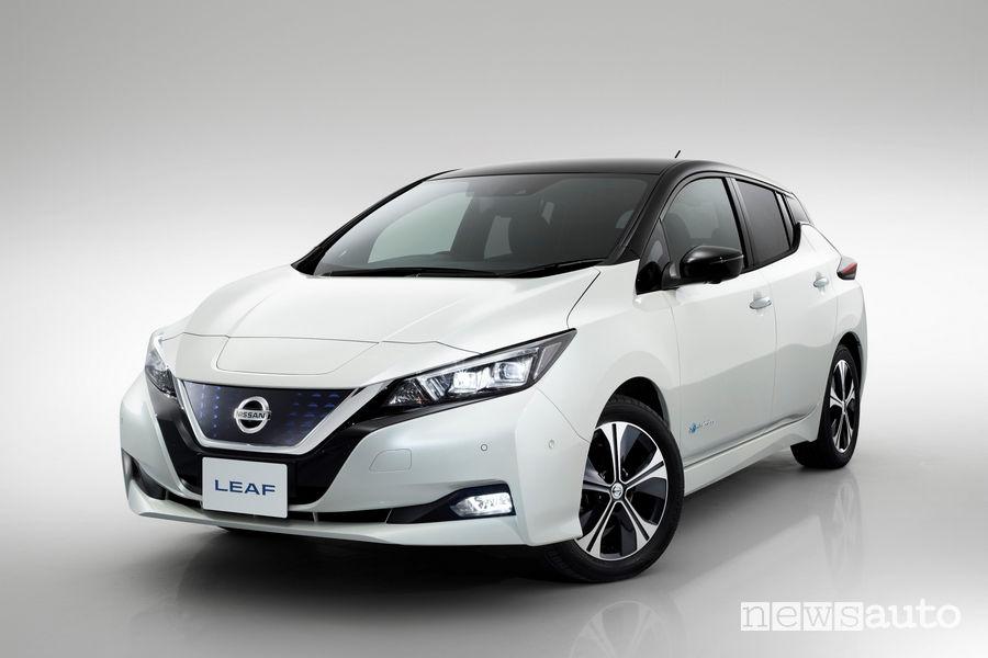 Salone di Bangkok 2018 Nissan Leaf