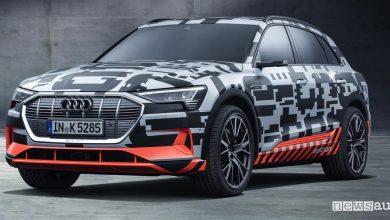 Photo of e-Tron la prima auto elettrica Audi