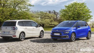 Photo of Le Citroen C4 Picasso cambiano nome in SpaceTourer