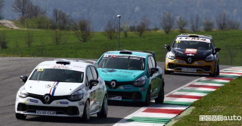 Renault Clio Cup 2018 Mugello