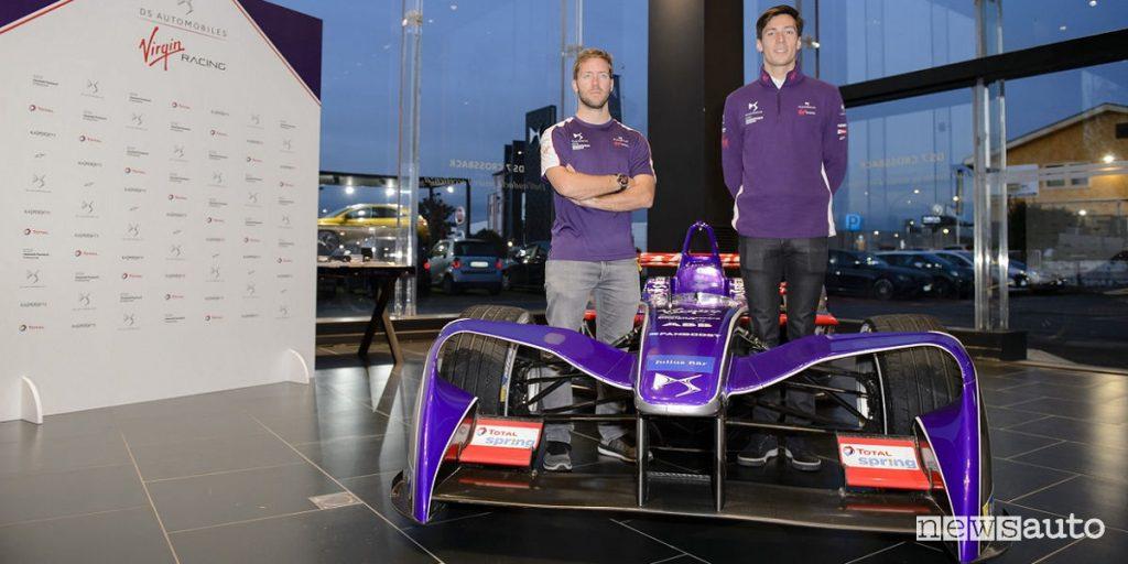 Formula E DS ePrix Roma DS Store