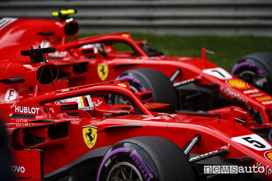 Qualifiche F1 Gp Cina 2018